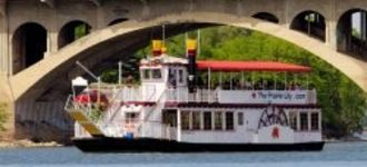 The Prairie River Cruises