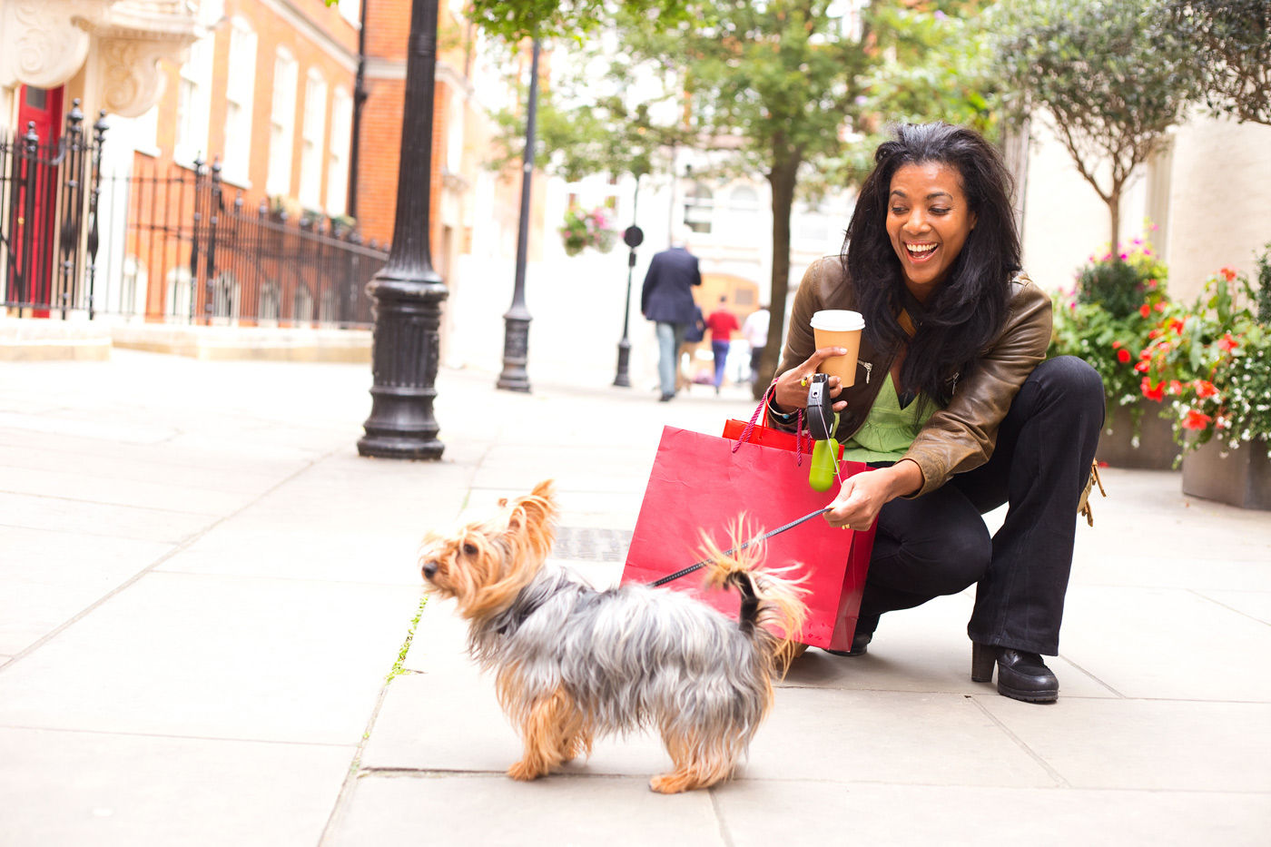 Bring your dog to the shops when you check into business and pet-friendly hotels in Saskatoon.